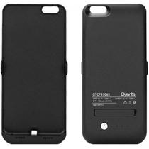 Capa Carregador iPhone 6 Plus Quanta B1065 4200MAH Preto