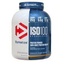 Dymatize Nutrition Iso 100 Chocolate Peanut Butter - 2.3KG