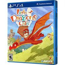 Jogo Little Dragons Cafe PS4