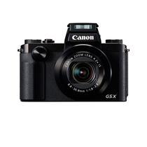 Camera Canon Powershot G5 X - Preto