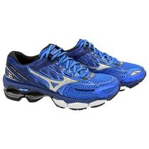 Tenis Mizuno Wave Creation Masculino No 7 - Azul