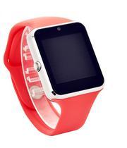 Relogio Smartwatch Q7 s Red/Silver