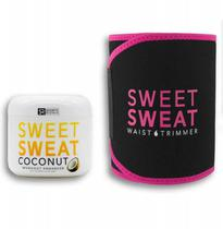 GYM/Academia Sweet Sweat Combo Sweat Cinta Gel Coco 99G