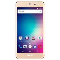 """Smartphone Blu Grand M G070EQ Dual Sim 8GB Tela 5.0"""" 5MP/3.2MP Os 6.0 - Dourado"""