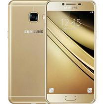 Smartphone Samsung Galaxy C5 SM-C5000 32GB Lte Dual Sim Tela 5.2 Cam.16MP+8MP-Dourado
