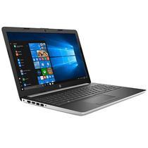 "Notebook HP Laptop 15-DA0061CL 15.6"" 1.6GHZ/8GB de Ram /1TB HD + 16GB Intel Optane - Cinza"