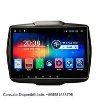 Central Multimidia Hetzer Jeep Renegade de 10 Polegadas S700 Sem Leitor de DVD Android 8.1