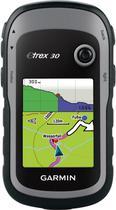 GPS Portatil Garmin Etrex? 30 - Trilha - 2.2 Polegadas - Bussola
