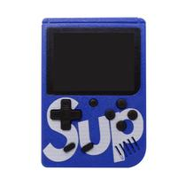 Console Game Boy Sup Game Box 400 Em 1 - Azul