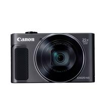 Camera Canon Powershot SX620 HS - Preto (Carregador Europeu)