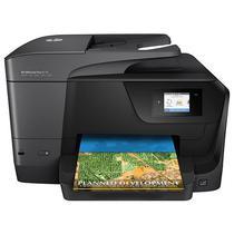 Impressora HP Officejet Pro 8710 Multifuncional Wireless Bivolt - Preta
