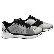 Tenis Under Armour Showstopper Feminino No 8.5 - Branco/Preto