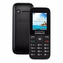 Celular Alcatel 1050D 4BD Dual Chip Preto