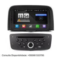 Central Multimidia M1 Fiat Palio/Grand Siena Android 6.0 M8036