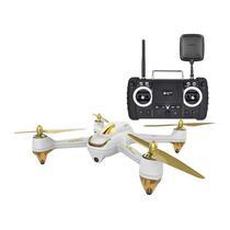 Drone The Hubsan Brushless X4 H501S HD Camera High Edition Branco/Dourado