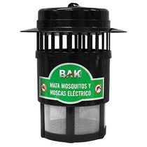 Matamosquitos Y Moscas Electrico BAK BK-540 10W / 8000 Horas / 50M2 / 110V - Negro