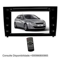 Central Multimidia M1 Peugeot 408/308 Black W7040