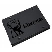 SSD de 240GB Kingston SA400S37/240G Ate 500MB/s de Leitura - Preto
