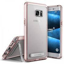 Capa para Galaxy Note 7 VRS Design Crystal Rose Gold