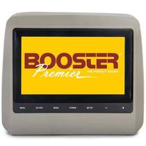 """Encosto Booster HD718 7"""" Cinza (Par)"""