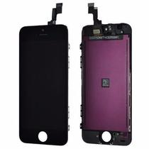 Tela Display Touch iPhone 5S Preto