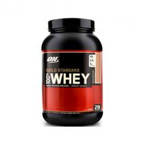 Gold Standard 100% Whey 2LB - Mocha Cappuccino - On