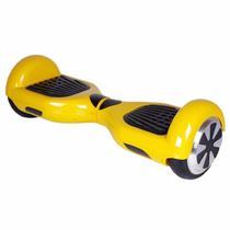 Scooter Eletrico Balance Wheel Smart 6.5 Bluetooth Amarelo