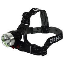 Lanterna Prosper Cree T-60 para Cabeca e Bicicleta