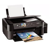 Impressora Epson Ecotank L850 CD/DVD 110V