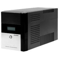 Nobreak Forza FX-2200LCD-U 2200VA de 1200W com Tela LCD/Protecao Nivel 5 220V - Preto