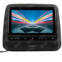 "Tela para DVD Encosto Aikon 7"" AKH-7800M Preto"