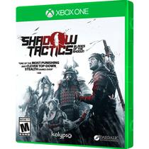 Jogo Xbox One Shadow Tactics Blades Of Shogun
