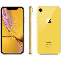 Celular Apple iPhone XR 128GB (1984) Amarelo