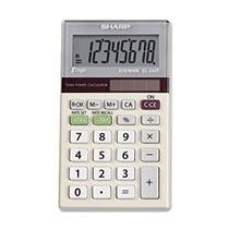 Calculadora Sharp EL-244TB .