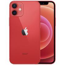 Apple iPhone 12 Mini 128GB Tela 5.4 Cam Dupla 12+12/12MP Ios - Red