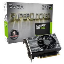 Placa de Vídeo EVGA Geforce GTX 1050 3GB SC 6153-KR GDDR5 / 96BIT / 1455MHZ / 1FAN / 300W