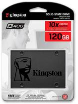 HD SSD 120GB Kingston SA400S37 (*)