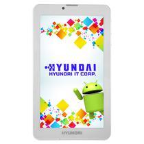 """Tablet Hyundai HDT-7427GU 16GB / 3G / 1GB Ram / Tela 7"""" - Branco"""