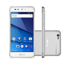 Smartphone Blu Grand X G0010WW Dual Sim 8GB Tela 5.0 Cam 8MP/5MP Os 7.0 - Prata