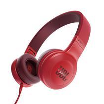 Fone de Ouvido JBL E35 - Vermelho