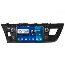 "Central Multimidia Winca Toyota Corolla M418D 7"" S160 Android V4.4 2015/2016"