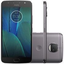 "Smartphone Motorola Moto G5S Plus XT1805 3GB+32GB Lte Dual Sim 5.5""Cam.13MP/13MP+ 8MP-Graf"