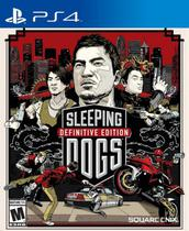 Jogo Sleeping Dogs Definitive Edition PS4