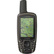 GPS Garmin Map 64SX 010-02258-10 com Tela 2.6 - Mapa