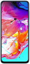 Celular Samsung Galaxy A70 SM-A705M - 128GB + 128GB Micro SD - Dual-Sim - Azul