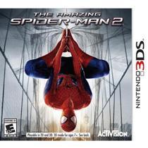 Jogo The Amazing Spider-Man 2 3DS