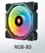Cooler Fan Satellite LED RGB-80 12X12