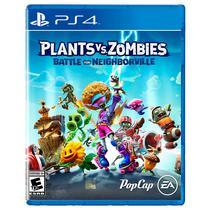 Jogo Plants VS Zombies Battle For Neighborville PS4