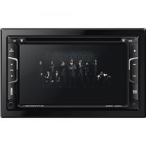 Toca DVD-TV Napoli 7335 GPS / Bluetooth / USB / Cartao SD / TV Digital / Camera