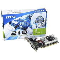 Placa de Vídeo MSI N210-MD1G/D3 Geforce de 1GB DDR3 HDMI/VGA/DVI-I